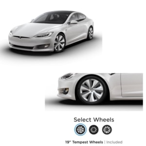 Tesla Tempest Räder