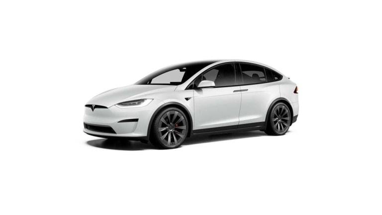 Tesla Model X 2021 Refresh