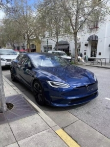 Tesla Model S Refresh