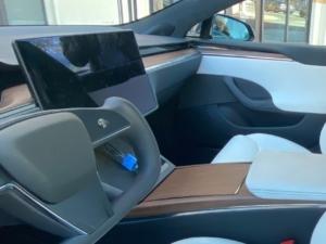 Tesla Model S Plaid Refresh 2021