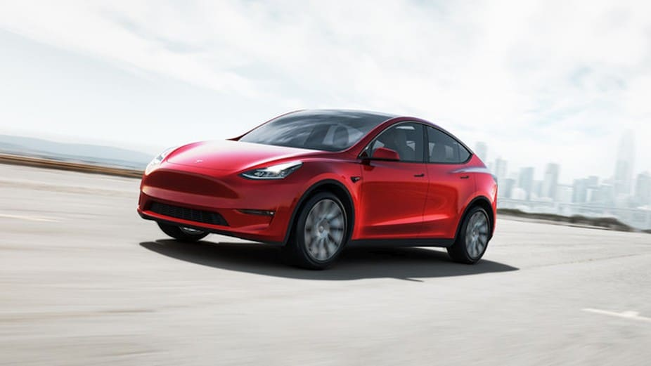 Tesla Model Y Zubehör