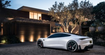 Tesla Werbung